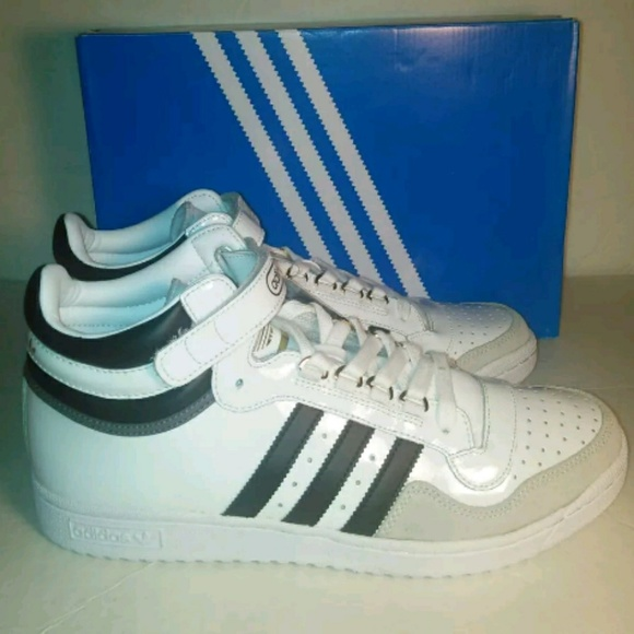 new concept 6a42e 68a46 Adidas Concord II Mid Casual Shoes Men Size 8